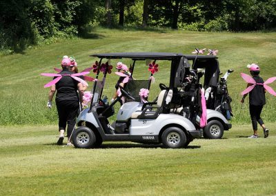 """St Andrews Valley 9th Pink Ribbon Tournament - """"Dragonfly Ladies Golfing"""""""