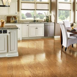 Armstrong Prime Harvest Red Oak Natural APK5410LG (Room) @Floors Direct North