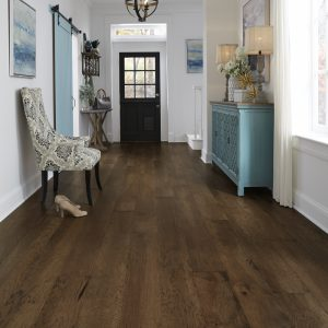 Mannington Latitude Foundry Hickory Burnt Umber (Room) @ Floors Direct North
