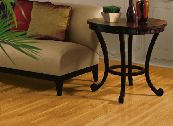 Bruce Dundee Solid Hardwood - Spice (Room Scene) @ Floors Direct North